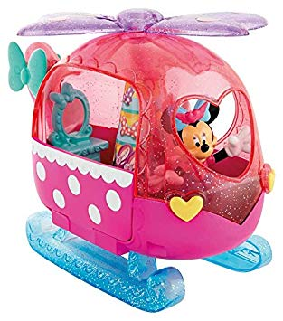 helicoptere minnie