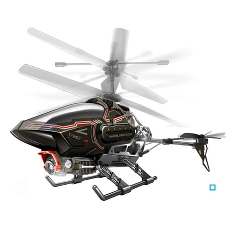 hélicoptère radiocommandé extérieur avec caméra