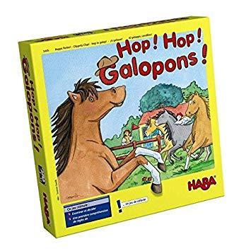 hop hop galopons