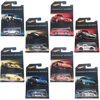 hot wheels series