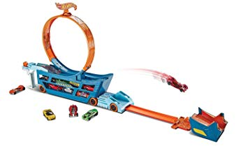 hot wheels transporteur de piste