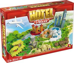 hotel de luxe jeux de société
