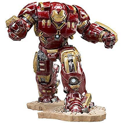 hulkbuster figurine