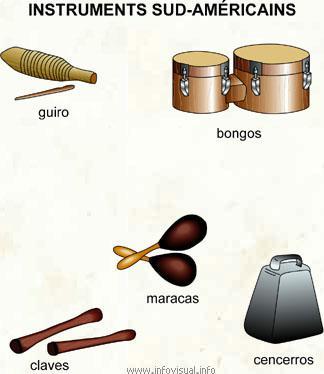 instrument de musique américain
