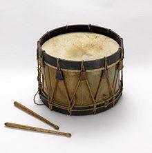instrument de musique tambour