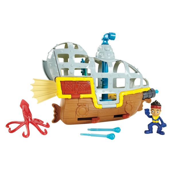 jack et les pirates jouet