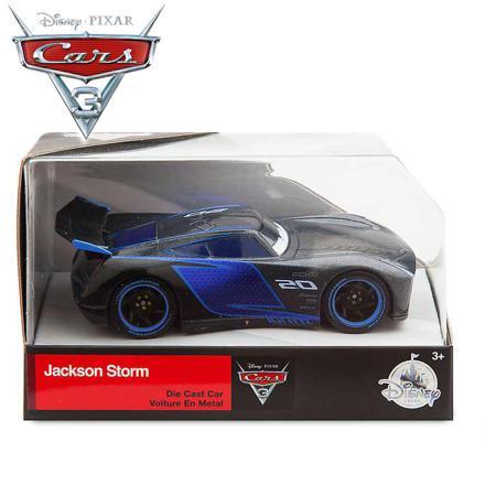 jackson storm cars 3 jouet