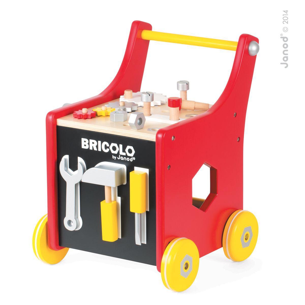 janod chariot bricolo