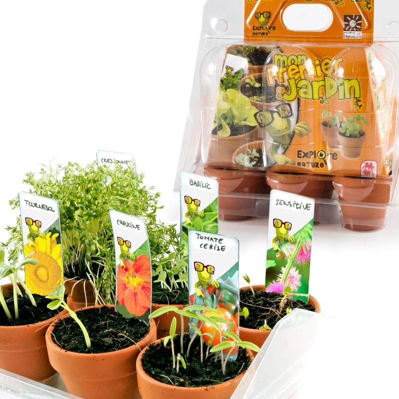 jardinage pour petit