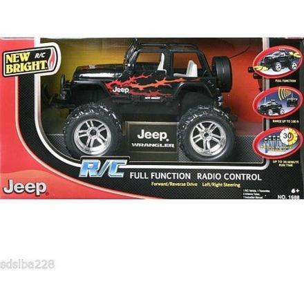 jeep radiocommandée