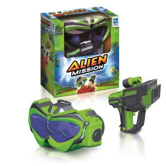 jeu alien mission