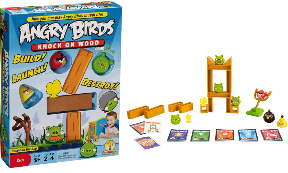 jeu angry birds mattel