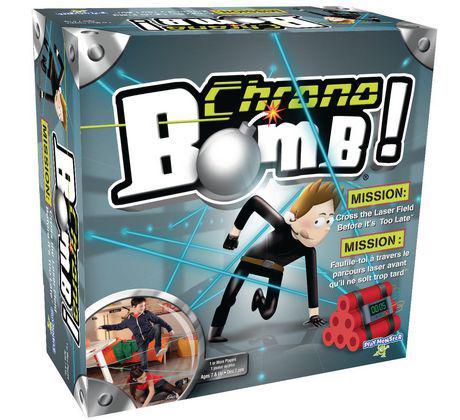 jeu chrono bombe