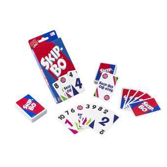 jeu de carte skip bo