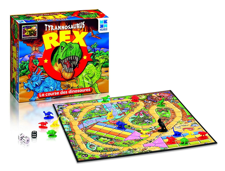 jeu de société dinosaure