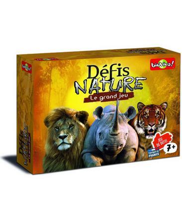 jeu défi nature