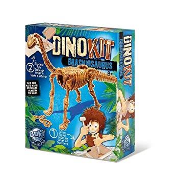 jeu dinosaure à déterrer