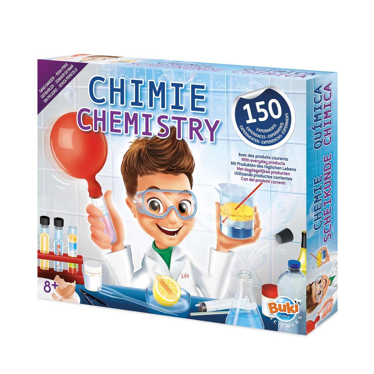 jeu experience chimie