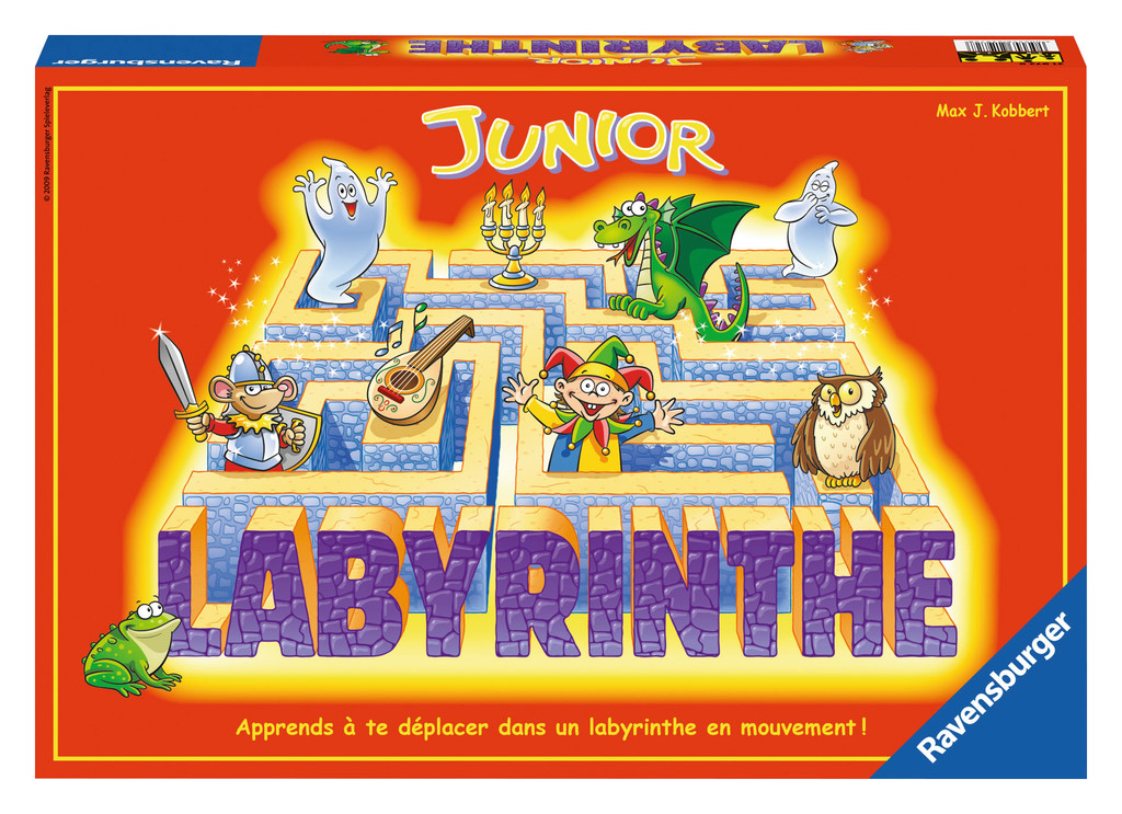 jeu labyrinthe junior