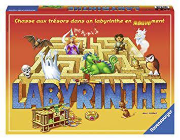 jeu labyrinthe ravensburger