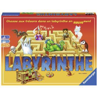 jeu le labyrinthe