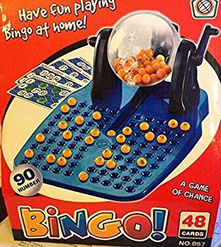 jeu loto bingo