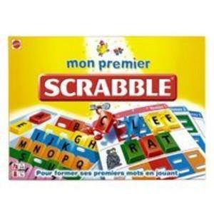 jeu mon premier scrabble