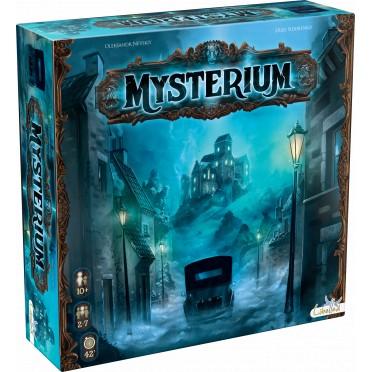 jeu mysterium