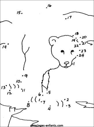 jeu ours polaire