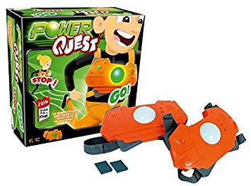 jeu power quest