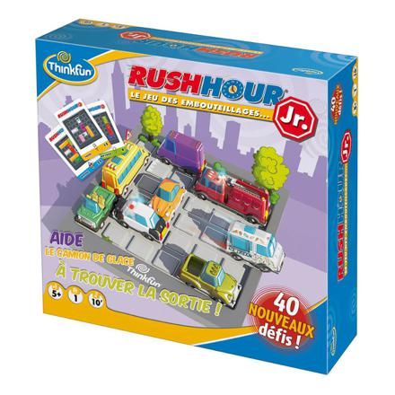 jeu rush hour junior