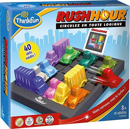 jeu rush hour