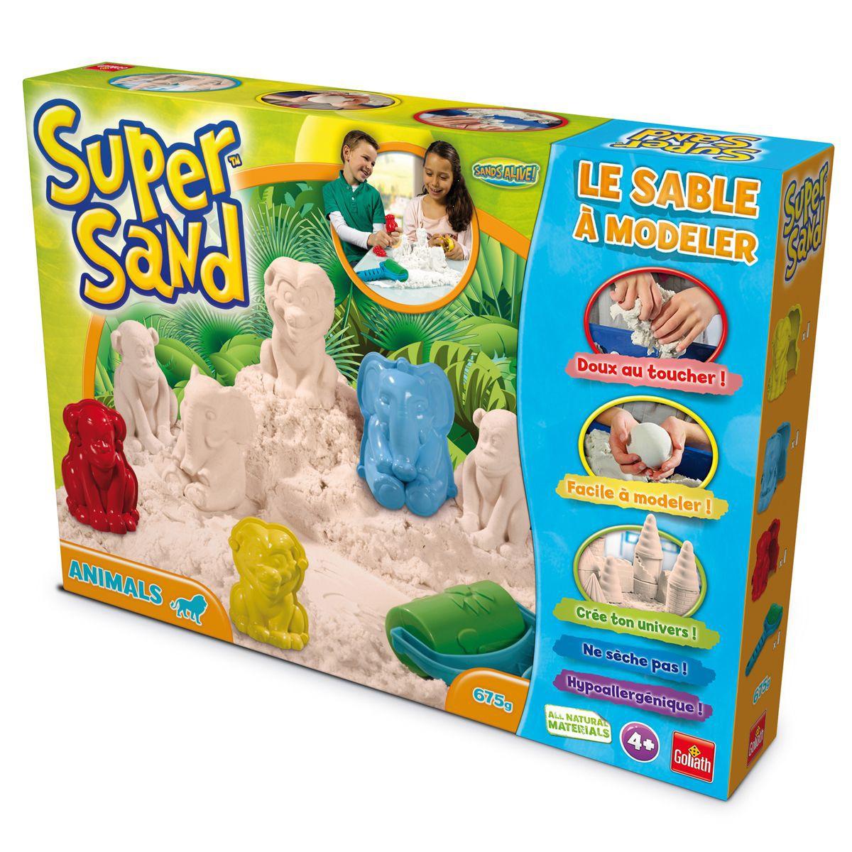jeu super sand