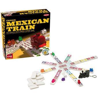 jeu train mexicain