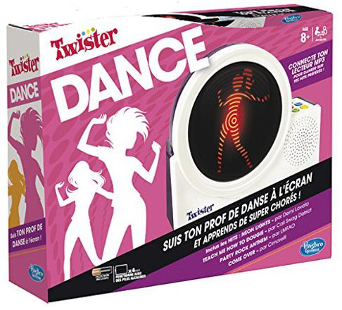 jeu twister dance
