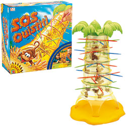 jeux avec des singes