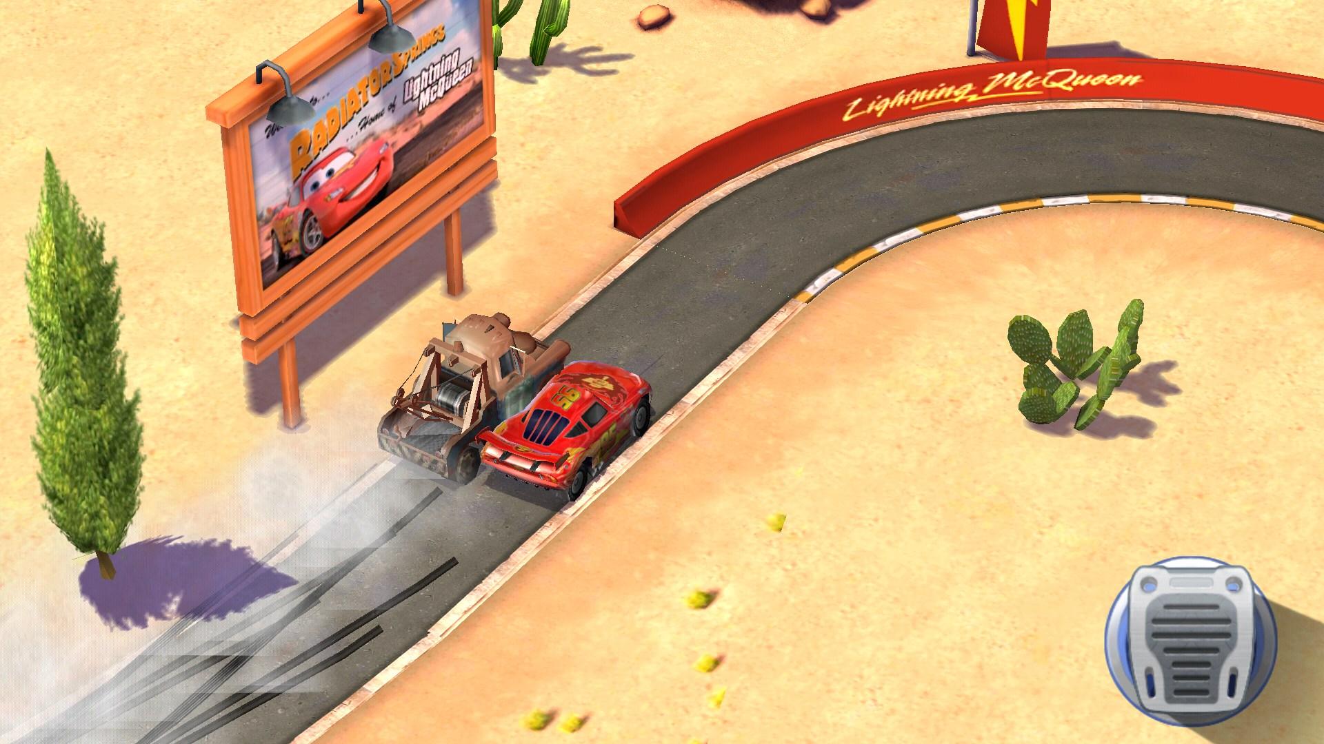 jeux cars gratuit