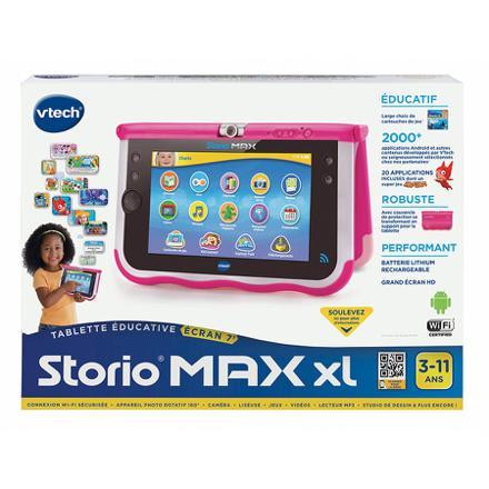 jeux compatible storio max 7