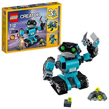 jeux construction de robot