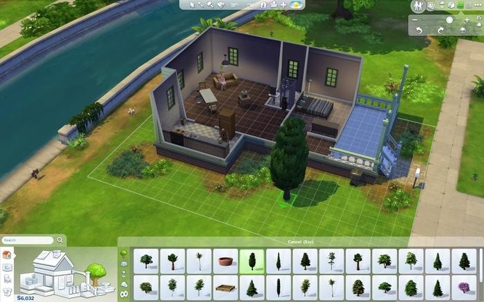 jeux construire une maison