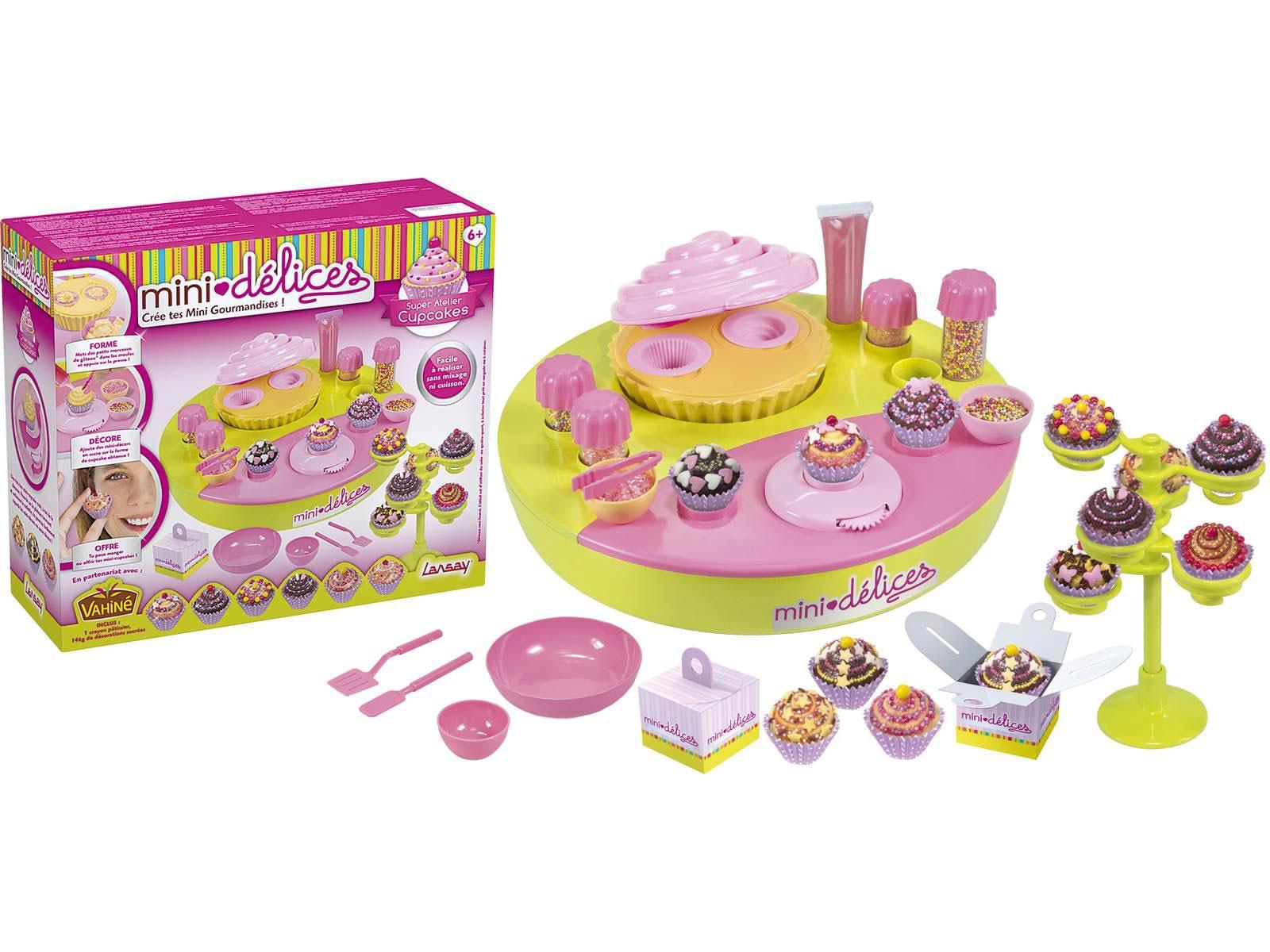 jeux cupcake