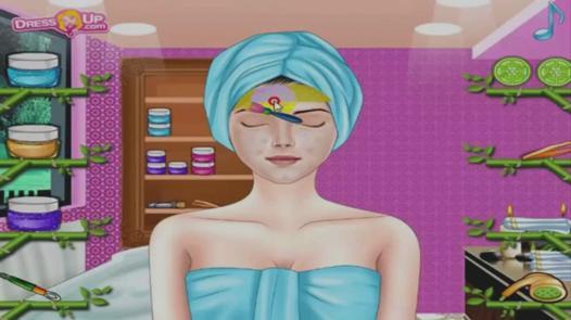 jeux d fille maquillage