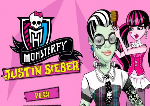 jeux d habillage de monster high
