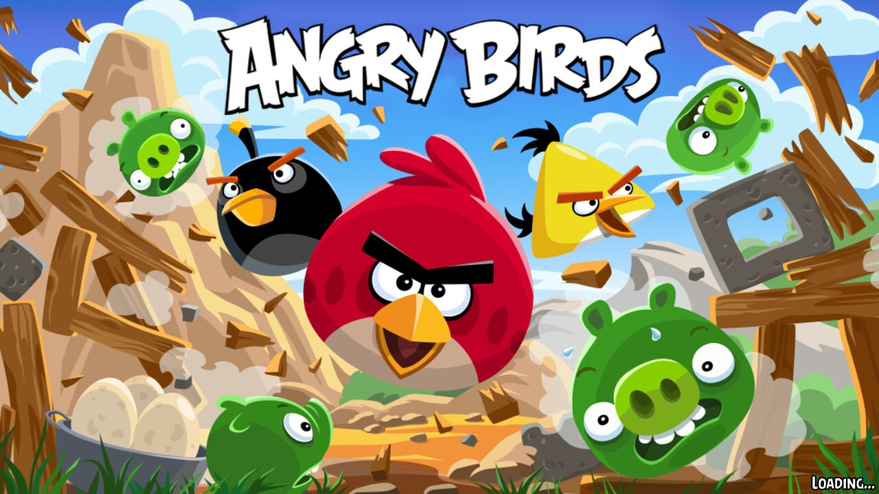 jeux de angry berde
