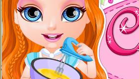 jeux de bébé barbie