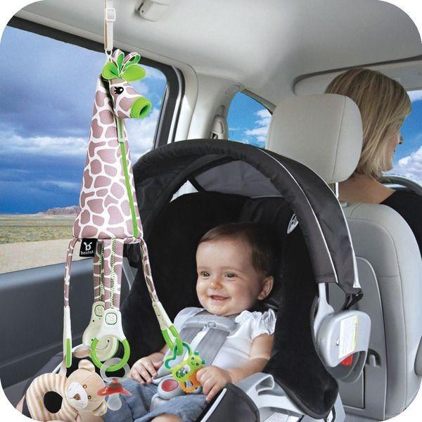 jeux de bébé voiture