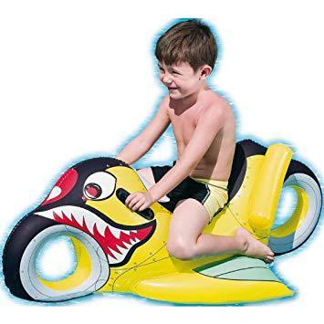 jeux de bouee et de moto