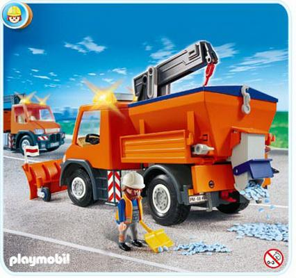jeux de camion de neige