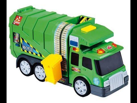 jeux de camion de poubelle