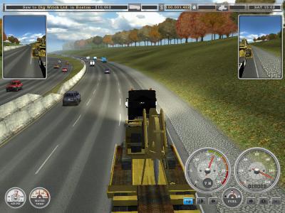 jeux de camion de transport